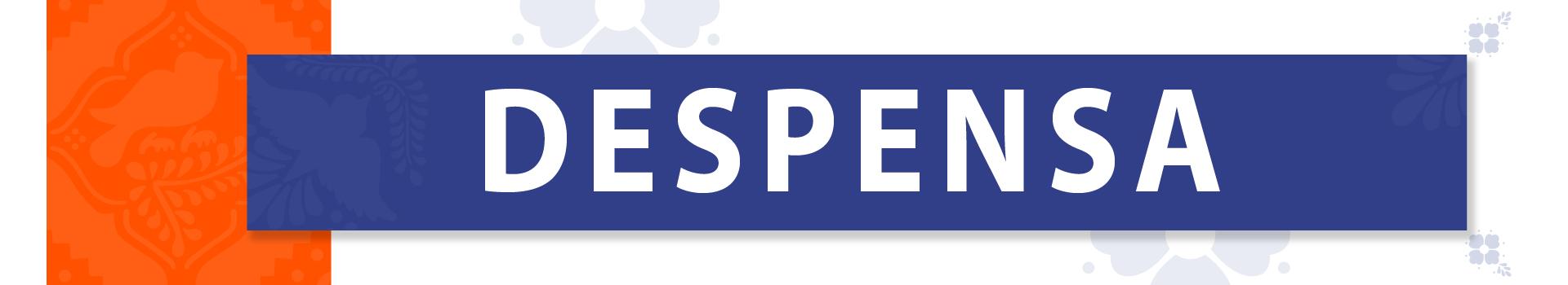 Banner Despensa